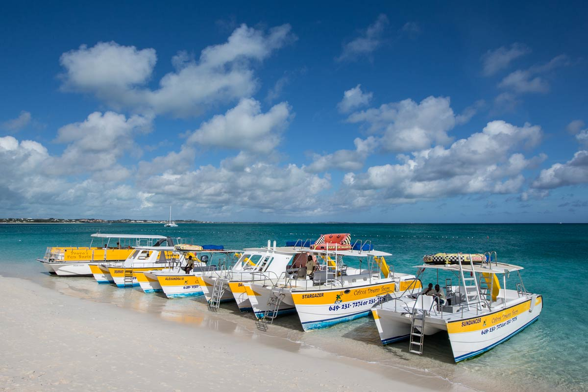 Tours Of The Turks And Caicos Islands