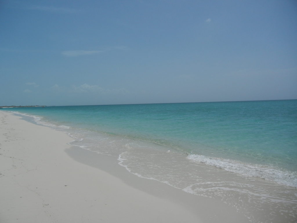 Providenciales Blue Water