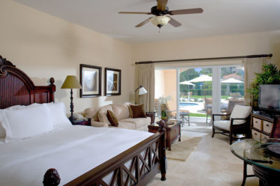 Studio suites offer generous space to relax and unwind.