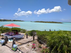 day trip to Chalk Sound Providenciales