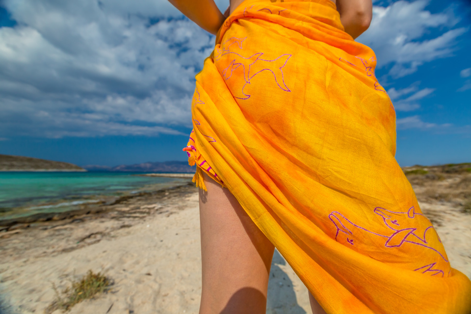 Turks And Caicos Beach Wear Basics
